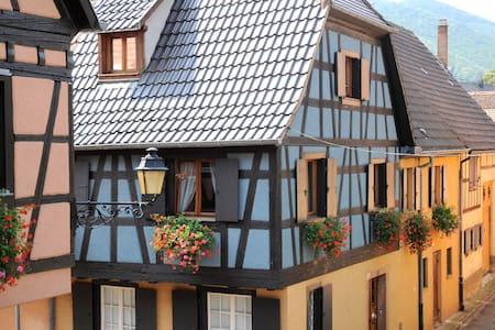 La Maison Bleue - Rumah