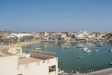 Lampedusa bivani sul Porto Vecchio - Lampedusa - Kondominium