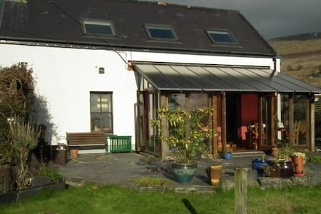 inspiring mountain hide-away - Huis