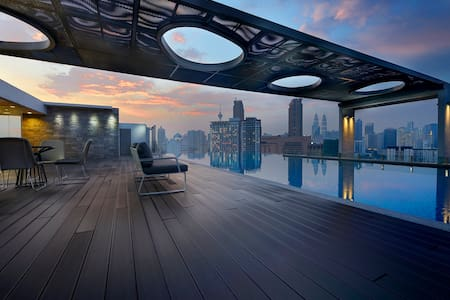 The only Chic Style Hotel In Pudu - Kuala Lumpur