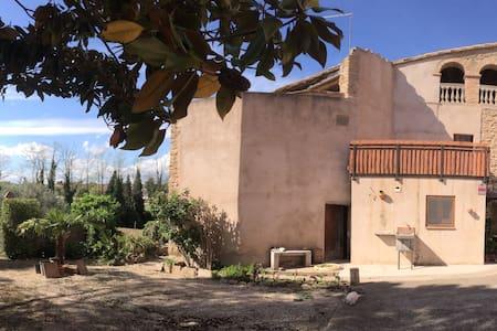 GIRONA - COSTA BRAVA : Casa rural (masia catalana) - Sant Joan de Mollet - Dom