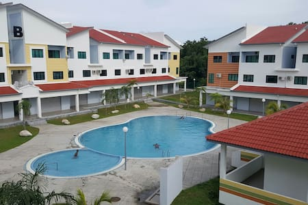 Comfortable & Spacious 3-room Unit - Pangkor - Lakás