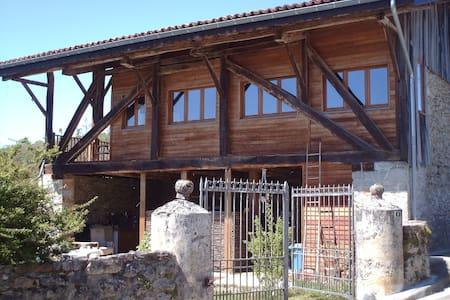 Maison atypique rénovée - Piano intero