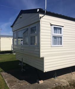 Park home near the sea at Selsey - Altro