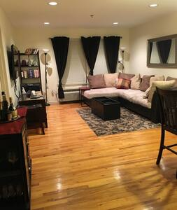 Perfect Hoboken home, just minutes from Manhattan - Lakás
