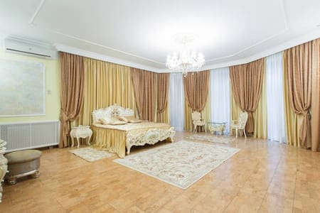 Villa on the ruble for a family or a business trip - Zhukovka - Willa