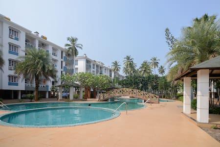 TripThrill Akar Excelsior 1 Bedroom Apartment - Navelim