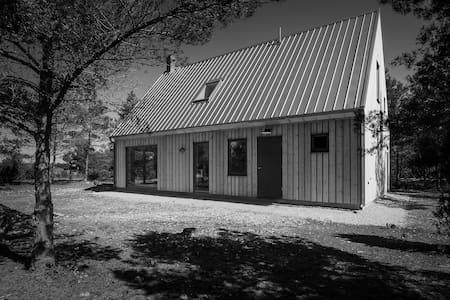 Modern living at Lauter, Fårö - Rumah