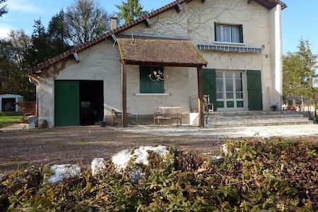 Jolie maison au calme beau panorama - Merry-sur-Yonne - Rumah