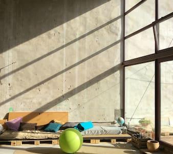 E.CO.HOME LOFT ecofriendly & COcreative space - Tarragone - Loft