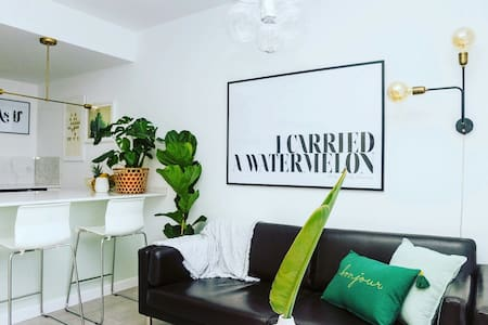 Beautiful apartment for two. - Wohnung