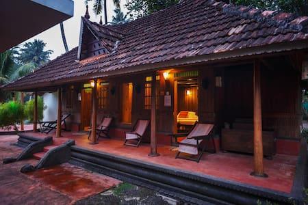 Heritag Marari - Heritage Room - Villa
