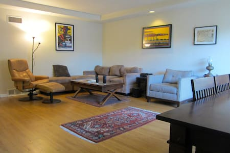 Private room in Hollywood (Sunset/Poinsettia) - Los Angeles - Apartment