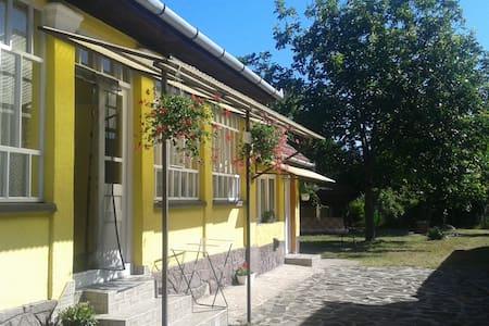 Bogácsi szállás egy Vendégházban - Gästehaus