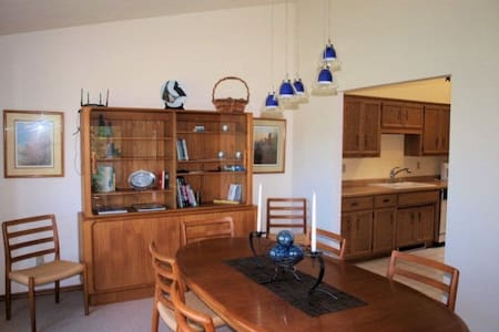 BAILEYS HARBOR CONDO, 3 BR, 2.5 BATH, DOOR COUNTY - Baileys Harbor - Appartement en résidence