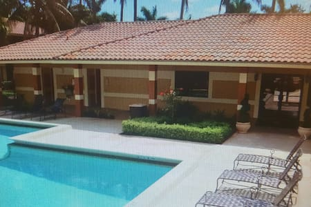 Boca Raton Private room - Boca Raton - Apartment