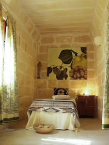 Single Room in authentic Gozo-Farmhouse - L-Għarb