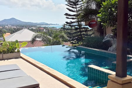 Seaview Villa 2 Bedroom with Pool C