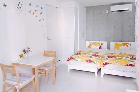 3min to Ikebukuro Station+wifi (All New) - Toshima-ku - Apartment