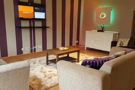 Hettie's Sefl Catering Apartment - Pitlochry