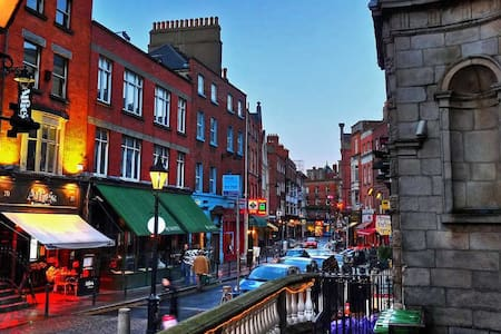 City Centre Apartment, Capel Street - Dublin - Apartment