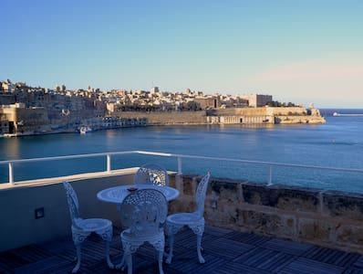 Serviced comfort and Valletta views - Senglea - Diğer