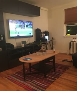 Furnish apt/studio 20min drive to NYC. - Clifton - Apartment