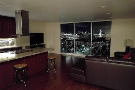 Luxury Downtown Salt Lake Condo - Salt Lake City - Condomínio