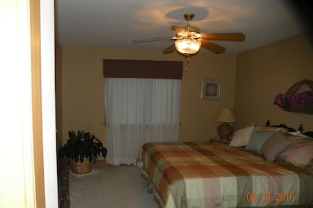Comfortable and private 2 room Suite - Hus