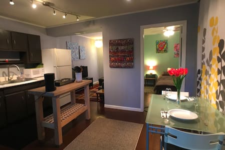 Great Basement Apartment in Raleigh - Apartment