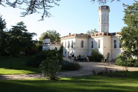 """Château de """"Castelrives"""" au bord Tarn """"le Vicomte"""" - Ev"""