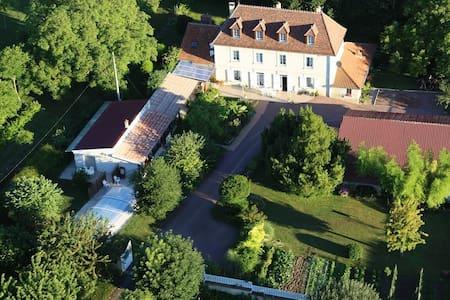 Chambre d'hôtes  dans maison de maître 18e - Guesthouse