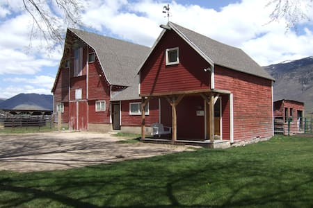 Restored Bunkhouse on 9 acre farm - Kamas