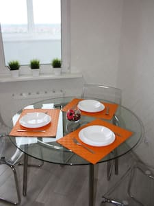 Nice apartment near the airport Domodedovo - Apartment