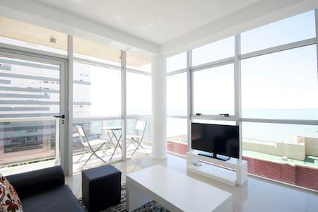 SEA VIEW with balcony - Mar del Plata - Apartment