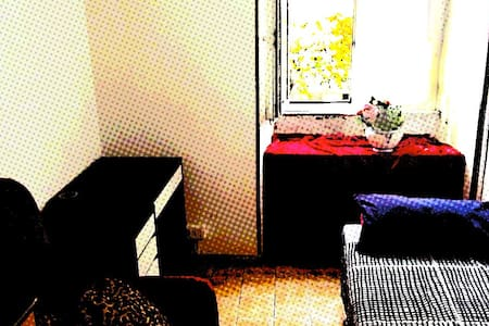 Economic room for single traveler - Roma - Apartment