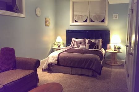 Private room in eastern Louisville - Louisville - Casa