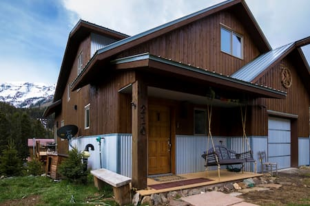 3 bedroom home 15 minutes to Telluride Ski Resort - Hus