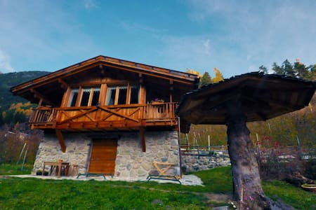 Chalet a Livo per 4 persone ID 242 - Apartment