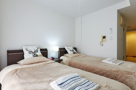 New open,Near Shinjuku+Pocket Wifi - 東京 - Apartment