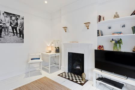Beautiful Fulham garden apartment - Londres - Pis