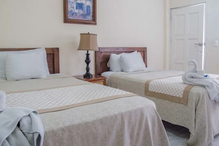 Private room 1 doble bed cap 4 - Bed & Breakfast