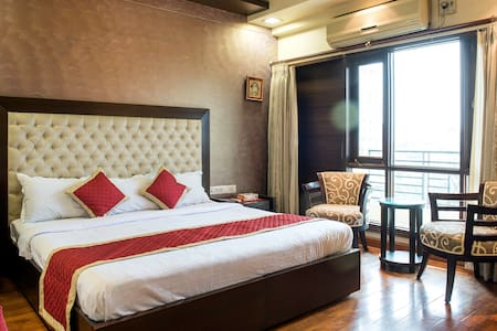 Belmont Jaipur Room 1 - Jaipur - Jurta