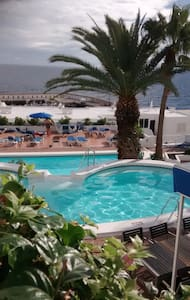 Studio, sea views, free WiFi - Puerto del Carmen - Apartment