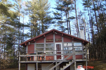 Take Over Tamarack Lodge in Easton! - Franconia - Huis