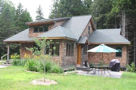 Craftsman home in the Berkshires - Casa