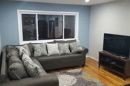 15 minutes to Times Square, NY, 3 bedrooms Apt. - Union City - Apartment