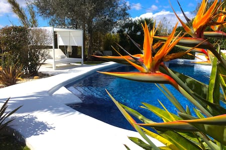 BEAUTIFUL COUNTRY HOUSE IN MALLORCA - Santa Maria del Camí - Bed & Breakfast