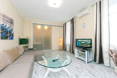 Bessarabskaya sg. Center 2 bedroom - Apartment