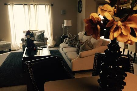 Modern and cozy home - Locust Grove - Leilighet